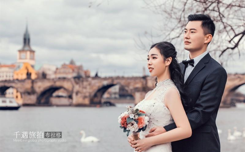 捷克布拉格婚纱照