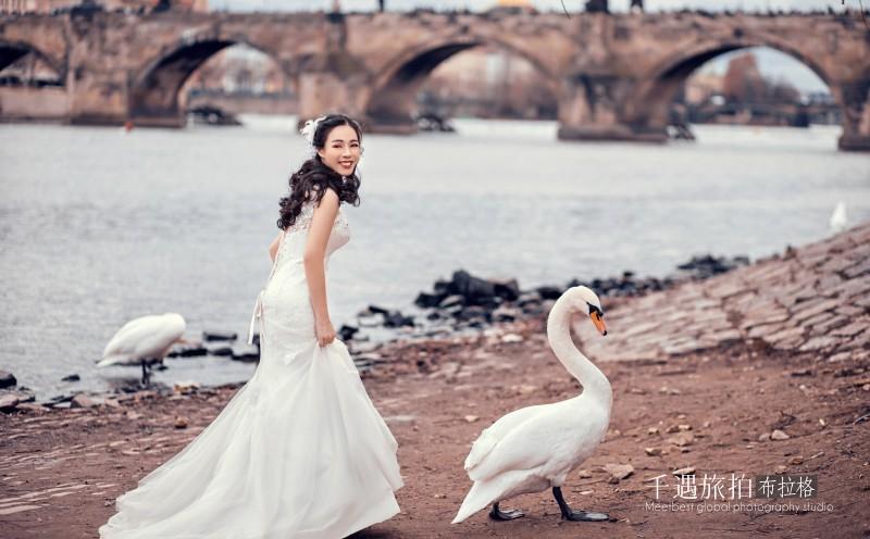 城堡婚纱照