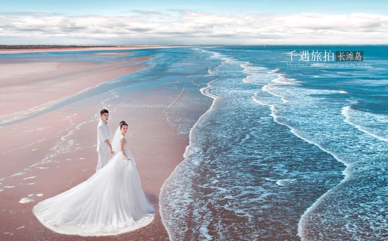 长滩岛婚纱照